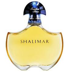 Guerlain Shalimar recipient
