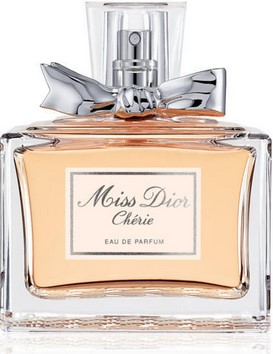 Miss Dior Cherie recipient