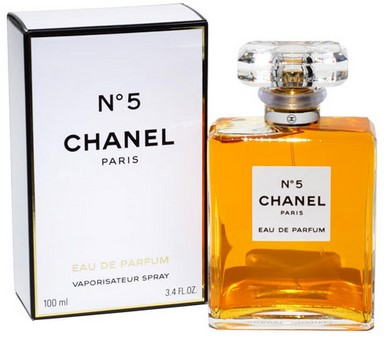 Chanel No. 5 – Eau de Parfum