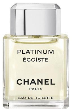 Chanel Platinum Egoiste flacon