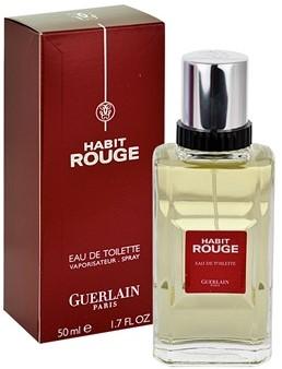 Guerlain Habit Rouge – Apă de Toaletă