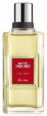 Guerlain Habit Rouge flacon