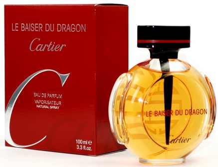 Cartier Le Baiser du Dragon