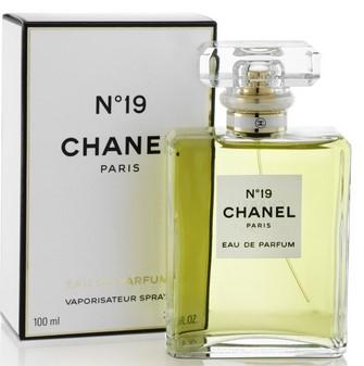 Chanel No.19 ambalaj