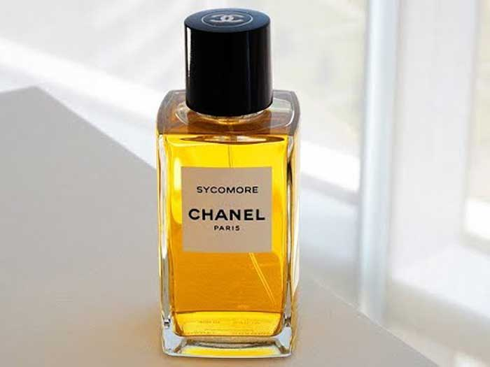 Chanel Sycomore Sticla