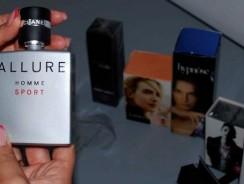 Unde se vând parfumurile contrafacute?